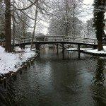 Brücke im Spreewald