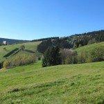 Schanzen am Fichtelberg