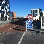 eigene Radwege in Kopenhagen