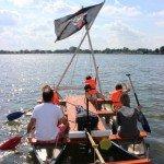 Bootsfahrt Unteruckersee