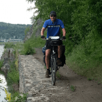 Fahrradtour nach Prag Daniel