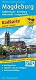 Magdeburg, Halberstadt - Bernburg, Helmstedt - Tangerhütte: Radkarte mit Ausflugszielen, Einkehr- & Freizeittipps, wetterfest, reissfest, abwischbar, GPS-genau. 1:100000 (Radkarte / RK)