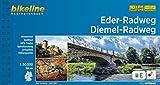 Eder-Radweg Diemel-Radweg: 370 km (Bikeline Radtourenbücher)