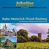 Nahe-Hunsrück-Mosel-Radweg: Von der Nahe in Bingen an die Mosel in Trier. 1:50.000, 197 km, GPS-Tracks Download, Live-Update (bikeline Radtourenbuch kompakt)