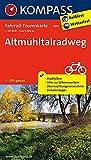 Fahrrad-Tourenkarte Altmühltalradweg: Fahrrad-Tourenkarte. GPS-genau. 1:50000. (KOMPASS-Fahrrad-Tourenkarten, Band 7011)