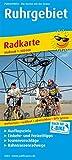 Ruhrgebiet: Radkarte mit Ausflugszielen, Einkehr- & Freizeittipps, wetterfest, reissfest, abwischbar, GPS-genau. 1:100000 (Radkarte: RK)