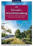 KOMPASS RadReiseFührer Altmühltalradweg: von Rothenburg ob der Tauber bis Kelheim - 245 km, mit Extra-Tourenkarte, Reiseführer und exakter Streckenbeschreibung (KOMPASS-Fahrradführer, Band 6918)