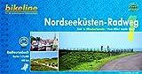 Bikeline Radtourenbuch, Nordseeküsten-Radweg Teil 1: Niederlande. Von Rotterdam nach Leer, wetterfest/reißfest