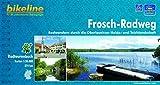 Frosch Radweg: Radwandern durch die Oberlausitzer Heide- und Teichlandschaft. Ein original bikeline-Radtourenbuch. 1 : 50 000, wetterfest/reißfest, GPS-Tracks Download