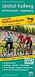 Unstrut-Radweg, Kefferhausen - Naumburg: Leporello Radtourenkarte mit Ausflugszielen, Einkehr- & Freizeittipps, wetterfest, reissfest, abwischbar, ... 1:50000 (Leporello Radtourenkarte / LEP-RK)