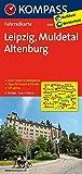 KOMPASS Fahrradkarte Leipzig - Muldetal - Altenburg: Fahrradkarte. GPS-genau. 1:70000 (KOMPASS-Fahrradkarten Deutschland, Band 3084)