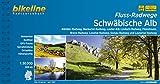 Fluss-Radwege Schwäbische Alb: Albtäler-Radweg, Neckartal-Radweg, Lauter-Alb-Lindach-Radweg, Filstalroute, Brenz-Radweg, Lonetal-Radweg, Donau-Radweg ... LiveUpdate (Bikeline Radtourenbücher)