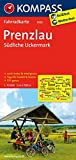 KOMPASS Fahrradkarte Prenzlau - Südliche Uckermark: Fahrradkarte. GPS-genau. 1:70000 (KOMPASS-Fahrradkarten Deutschland, Band 3029)