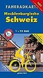 Fahrradkarte Mecklenburgische Schweiz : Mit UTM-Gitter für GPS. Wasser- und reißfest. (Fahrradkarten)