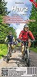 Radkarte Harz: Radkarte (reiß- und wetterfest)