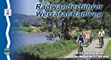 Werratal-Radweg: Radwanderführer. 27 Detailkarten im Maßstab 1:50000