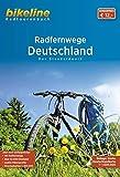 RadFernWege Deutschland: Das Standardwerk - Die 163 schönsten Radfernwege Deutschlands (Bikeline Radtourenbücher)