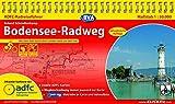 ADFC-Radreiseführer Bodensee-Radweg 1:50.000 praktische Spiralbindung, reiß- und wetterfest, GPS-Tracks Download: Mit dem Rad durch drei Länder rund um den See
