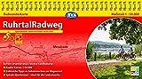 Kompakt-Spiralo BVA RuhrtalRadweg 1:50.000: Spannender kann ein Fluss nicht sein - mit Begleitheft (Spiralos)