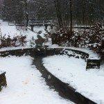 Ruhrquelle im Winter