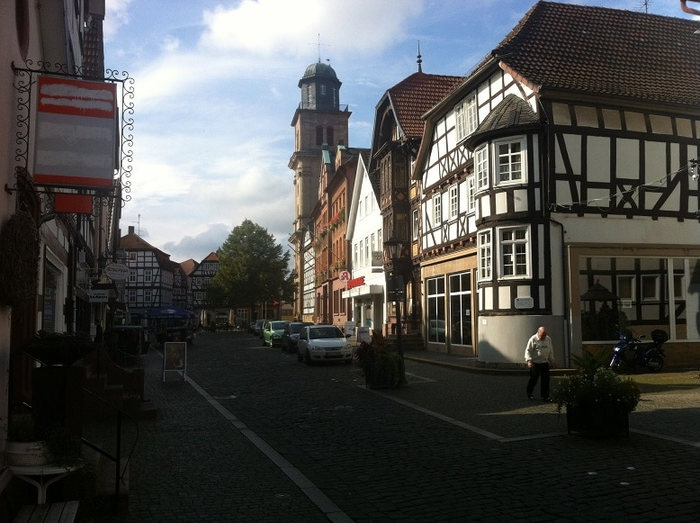 Vulkanradweg Lauterbach