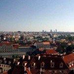 Blick über die Prager Altstadt