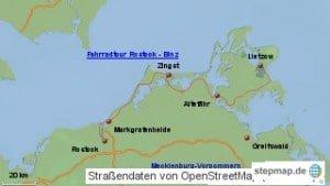 Saale Radweg Karte.Fahrradtouren In Deutschland