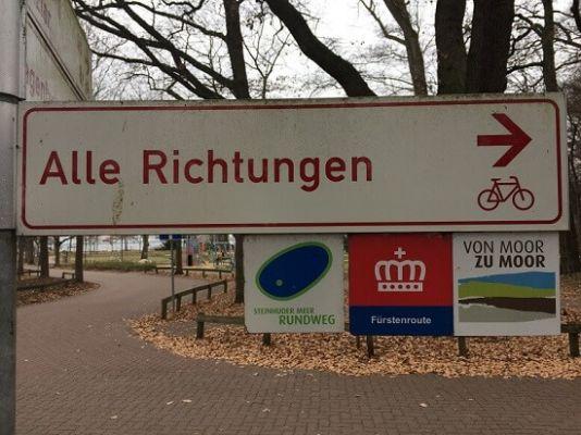 Radweg Steinhuder Meer Fahrradtouren In Deutschland